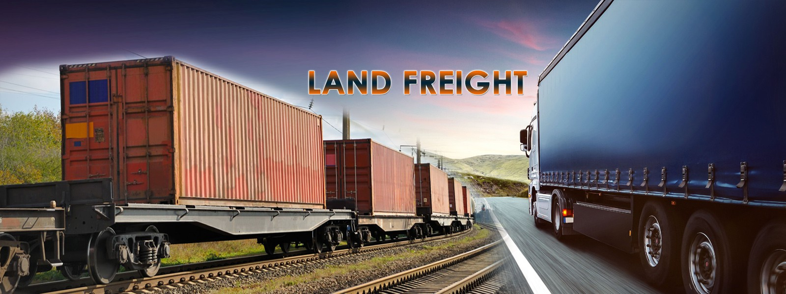 land-freight
